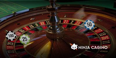 ninja kasiino roulette booster