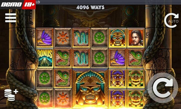 ecuador gold slot screen
