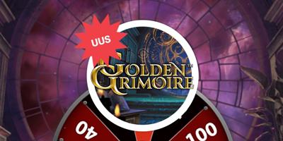paf kasiino golden grimoire