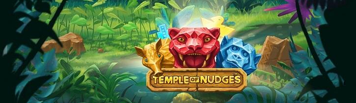 temple of nudge slot netent