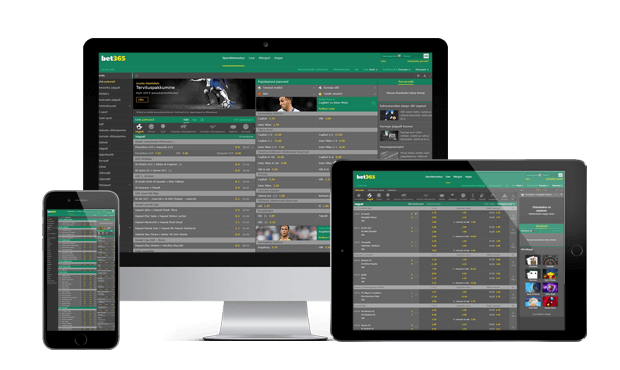 bet365 sports website devices