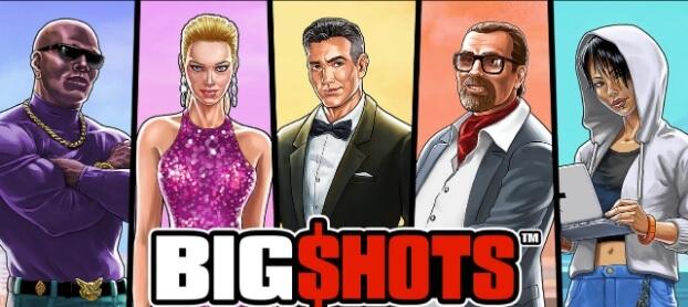 big shots slot playtech