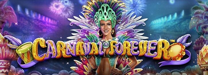 carnaval forever slot betsoft