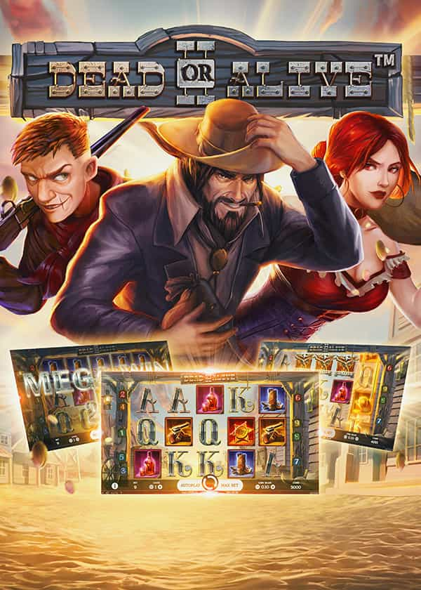 dead or alive 2 slot preview