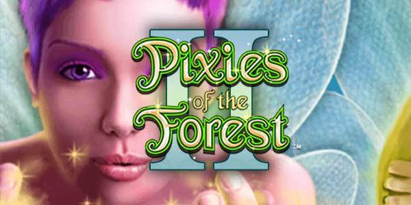 pixies of the forest 2 slot igt