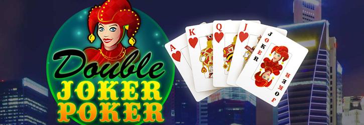double joker poker paf
