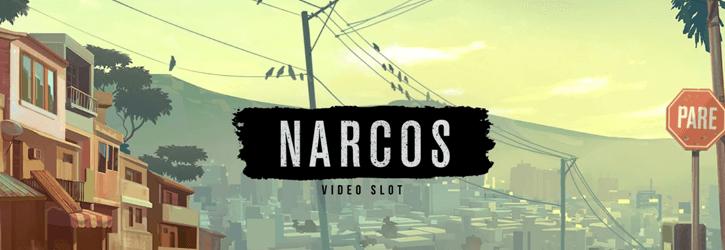 narcos slot netent