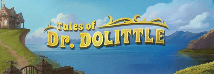tales of dr dollitle slot quickspin