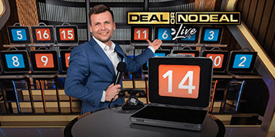 deal or no deal live kasiino