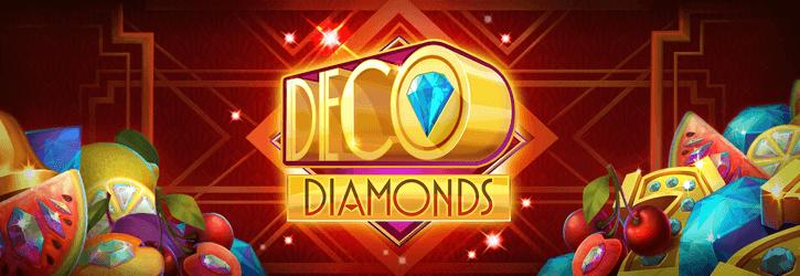 deco diamonds slot microgaming