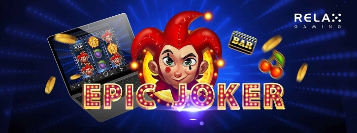 epic joker slot relax gaming