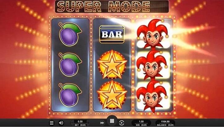 epic joker slot screen