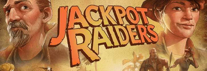 jackpot raiders slot yggdrasil gaming