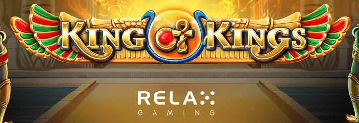 king of kings slot relax gaming