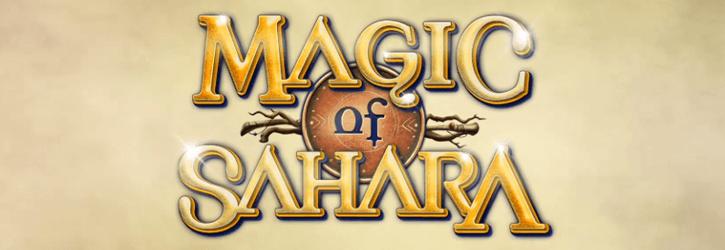 magic of sahara slot microgaming