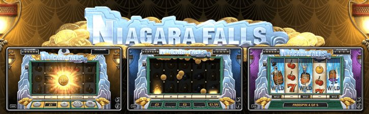 niagara falls slot yggdrasil