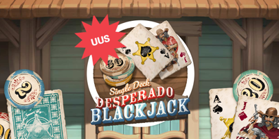 paf kasiino desperado blackjack