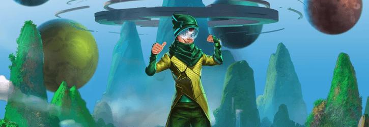 peters universe slot gameart