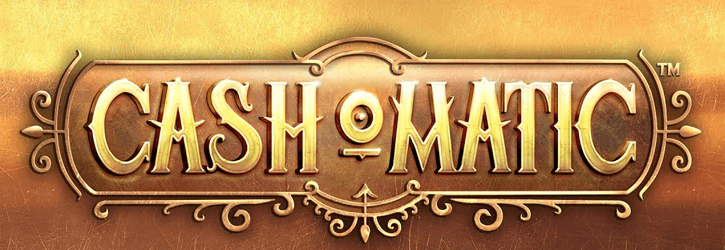 cashomatic slot netent