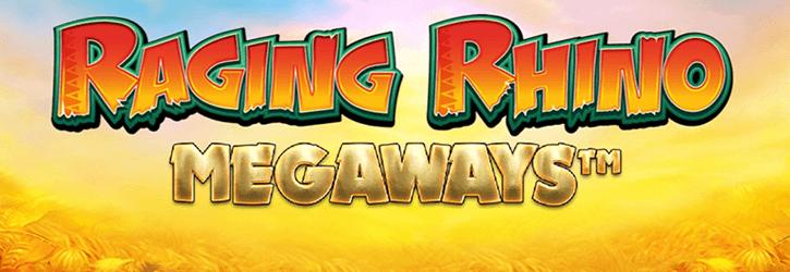 raging rhino megaways slot sg digital