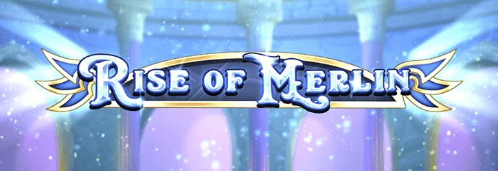 rise of merlin slot playngo