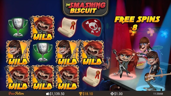 the smashing biscuit slot review