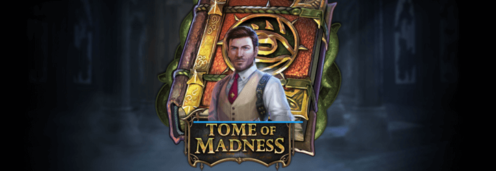 tome of madness slot playngo