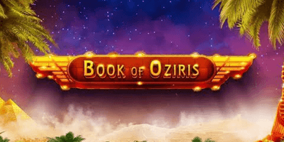 book of oziris slot
