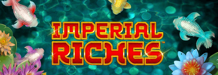 imperial riches slot netent