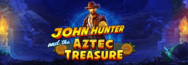 john hunter and the aztec treasure slot pragmatic play