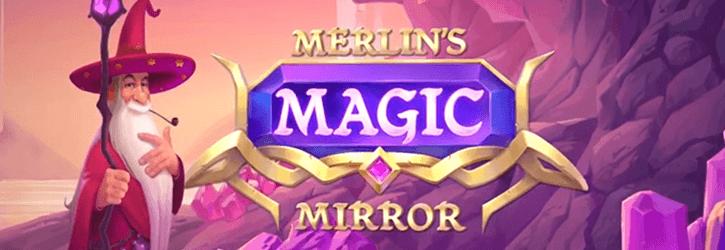 merlins magic mirror slot isoftbet
