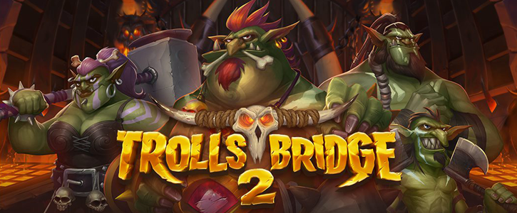 trolls bridge 2 slot yggdrasil gaming