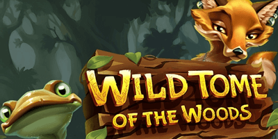 wild tome of the woods slot