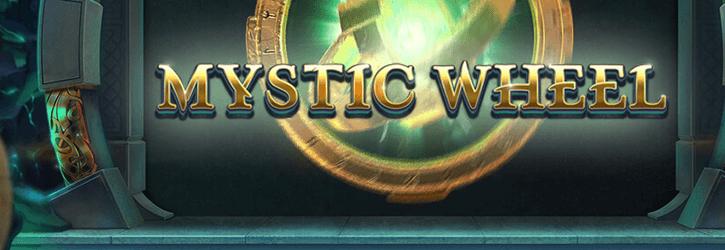 mystic wheel slot red tiger