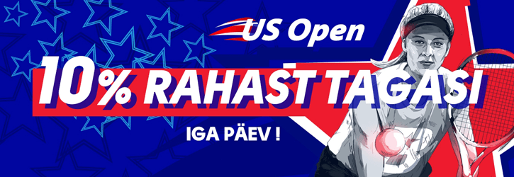 olybet us open kampaania