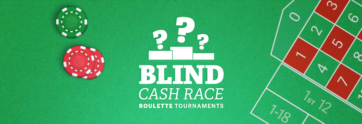paf kasiino blind roulette cash race kampaania