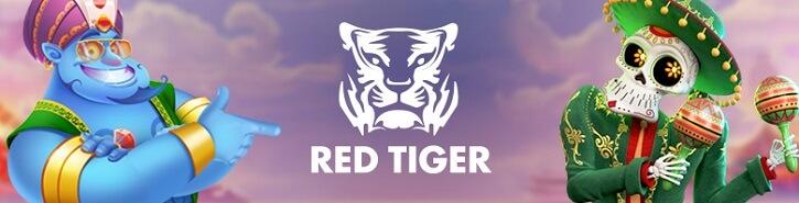 paf kasiino red tiger gaming