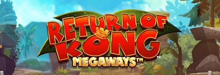 return of kong megaways slot blueprint