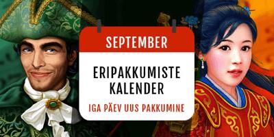 grandx kasiino september kalender