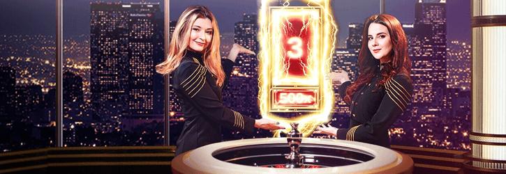 maria kasiino lightning roulette kampaania