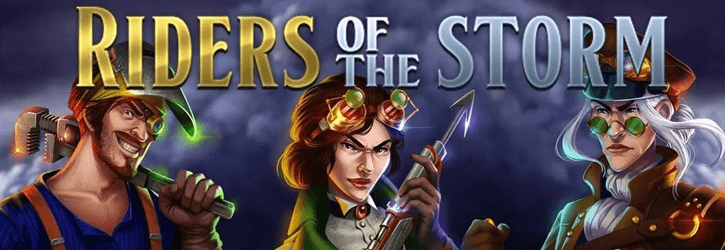 riders of the storm slot thunderkick