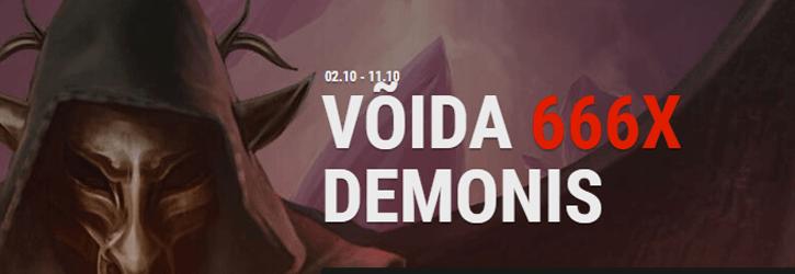 coolbet kasiino demon kampaania