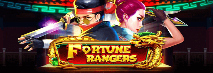 fortune rangers slot netent