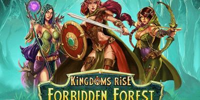 kingdoms rise forbidden forest slot