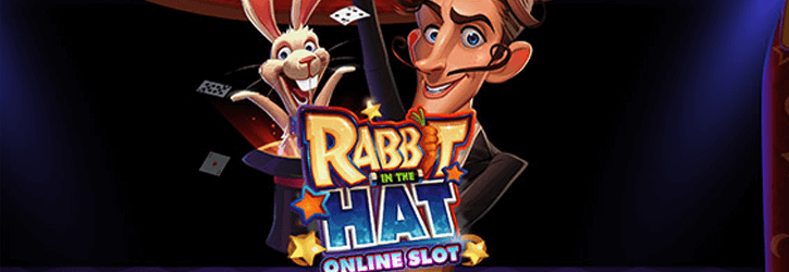 ninja kasiino rabbit in the hat kampaania