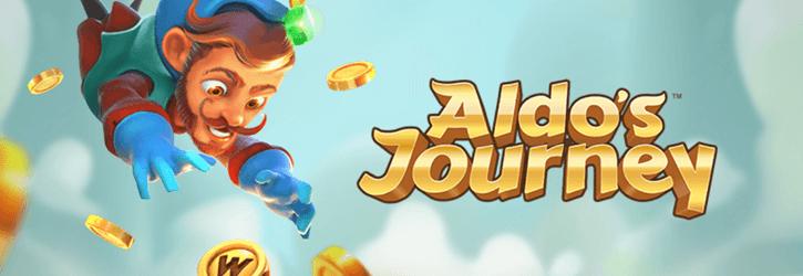 aldos journey slot yggdrasil