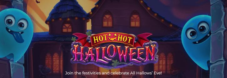 hot hot halloween slot habanero