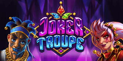 joker troupe slot