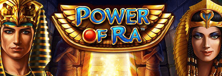 power of ra slot novomatic