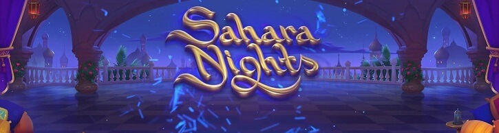 sahara nights slot yggdrasil